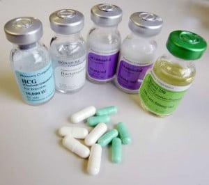 capsules met hormonen